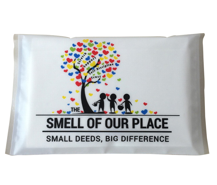 The smell of our place