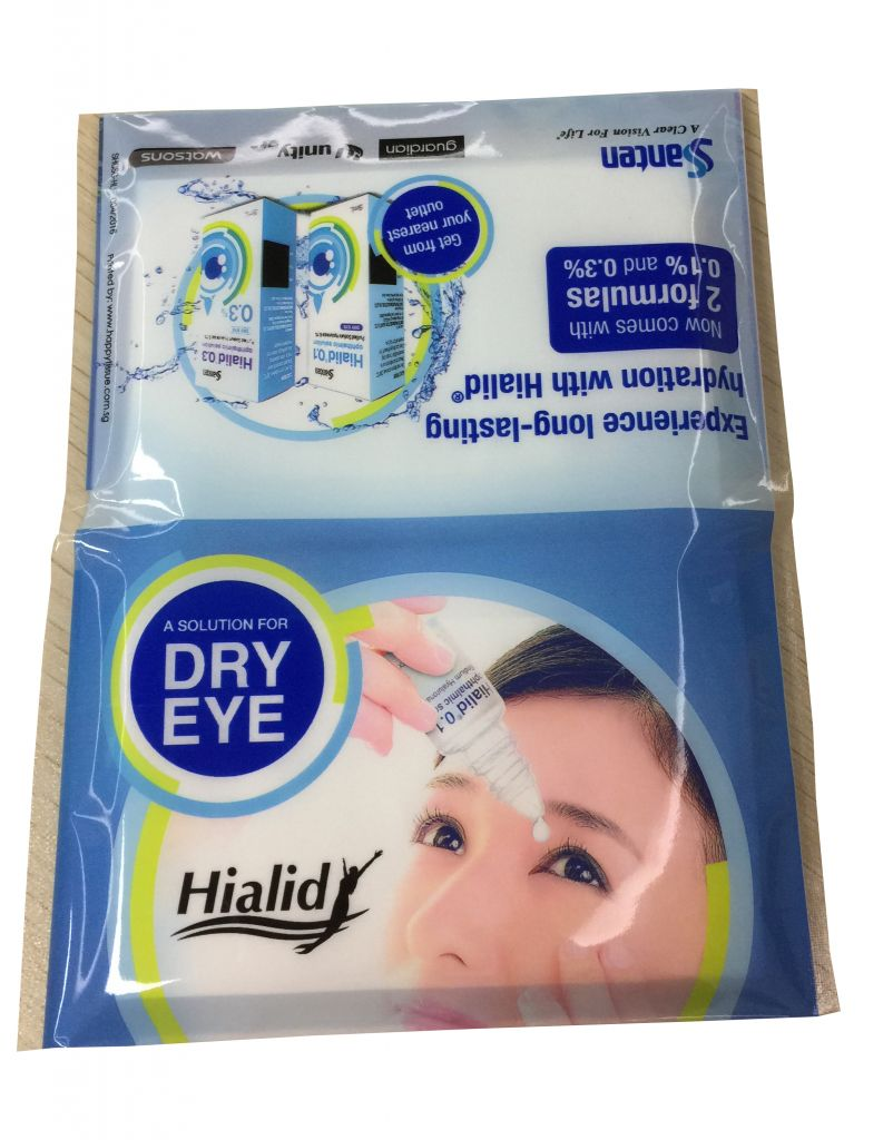 A SOLUTION FOR DRY EYE 1