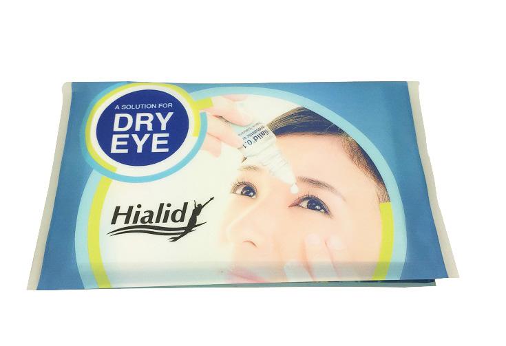 Hialid tissue pack printing Singapore