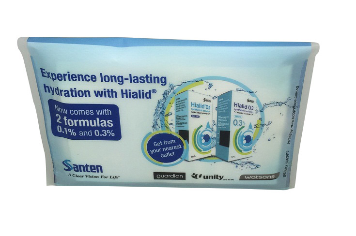 Santen Hialid Matt printing tissue singapore