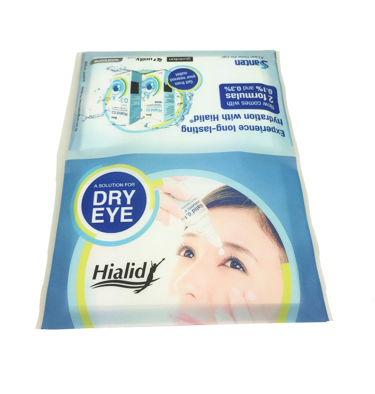 A SOLUTION FOR DRY EYE Hialid