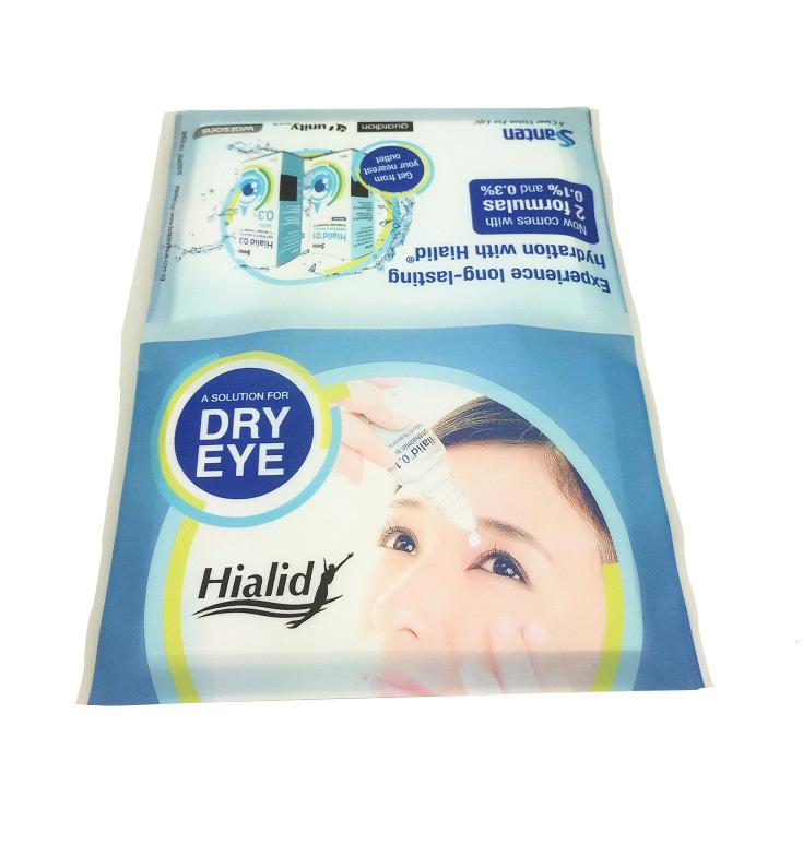 Hialid customised tissue pack