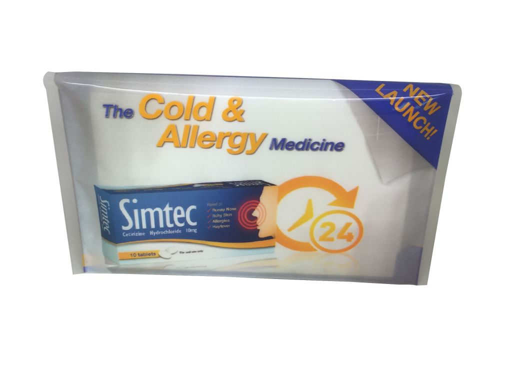 The cold & allergy medicine 1