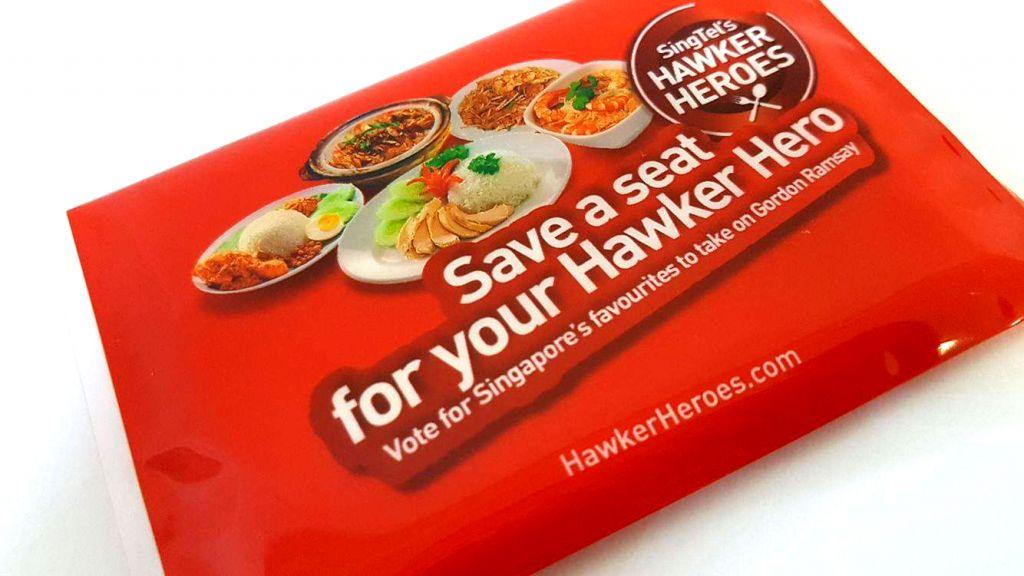 Singtel Hawker Heroes 2