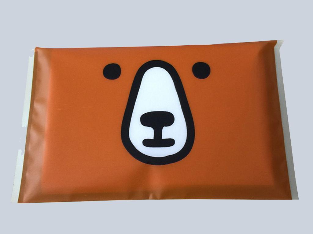 Bear Customised tissue pack