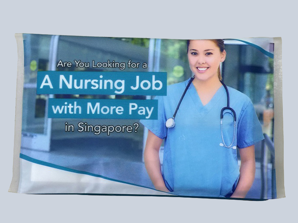 A Nursing Job with More Pay in Singapore