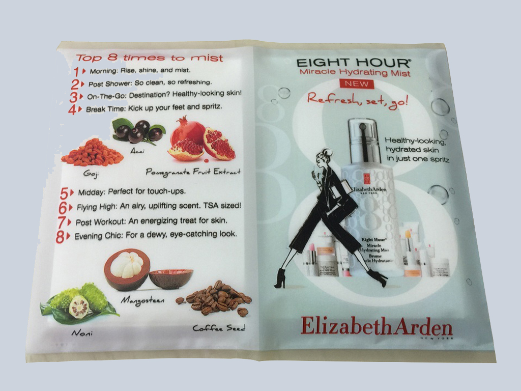 Eight Hour Tissue advertising Singapore