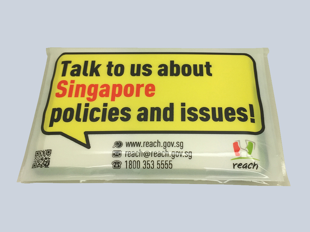Talk to us about Singapore policies and issues!