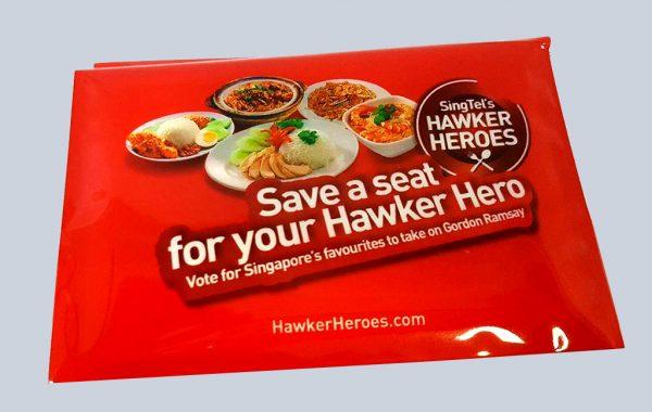 Singtel Hawker Heroes