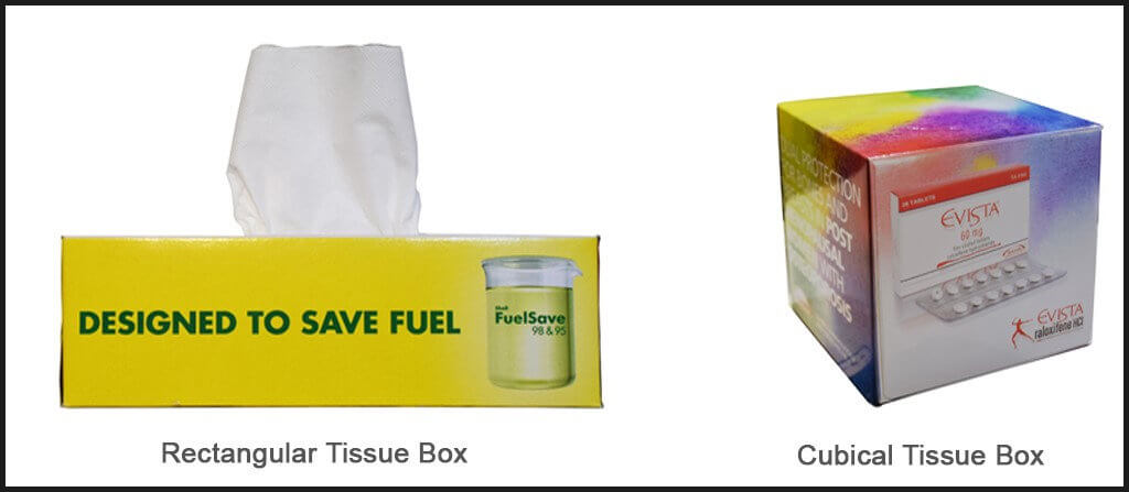 Customised tissue Singapore