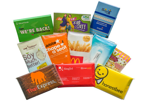 Customised tissue pack